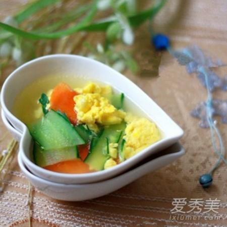 晚餐吃鸡蛋减肥吗_吃着吃着就瘦了!一周黄瓜鸡蛋减肥食谱安排表