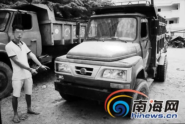 定安一男酒驾肇事逃逸驾拖拉机连撞3车致1死1伤