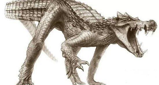 14大远古恐怖巨型生物:绝对让你心惊肉跳__海南新闻网图片