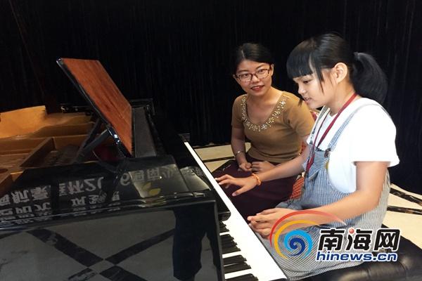 海航豪庭持续免费开设钢琴培训课受学生家长青睐