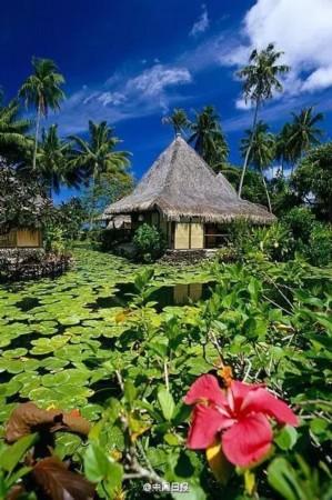 汤加王国风景
