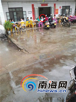 文昌供电所主任上班时间泡茶店被暗访却说在外办公