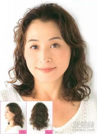 2016中发发型图片女 12款造型流行百搭