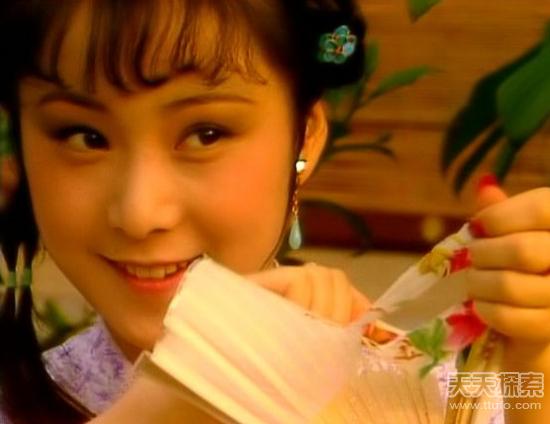 《红楼梦》王熙凤――饰演者邓婕       《西游记》玉鼠精――