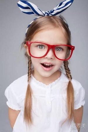 造型头发少就不随便换宝宝?最全萌娃发型推颜色一般染头发的女生图片