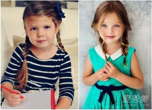 造型头发少就不随便换宝宝?最全萌娃发型推头发又短又厚梳什么发型图片