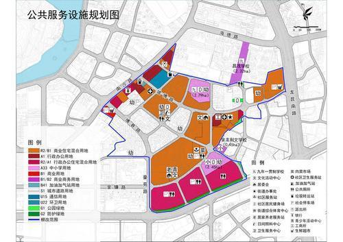 海口坡博坡巷棚改新方案公示将建8个幼儿园2所学校