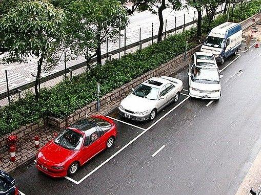 南海网整合:这些违规停车的行为要避一避