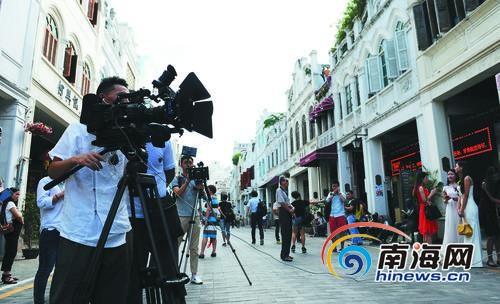探秘海南岛的影视情缘:每年拍摄影视剧近50部[图]