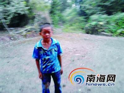 海口一12岁男童离家后一周未归家属苦寻无果[图]