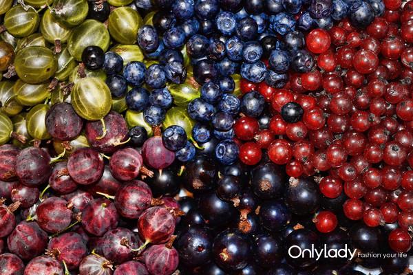 浆果梅子色口红推荐图片