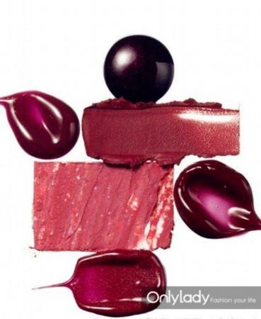 浆果红口红是什么颜色图片