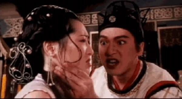 新金瓶梅艳�_1996年和杨思敏合作《新金瓶梅》饰西门庆