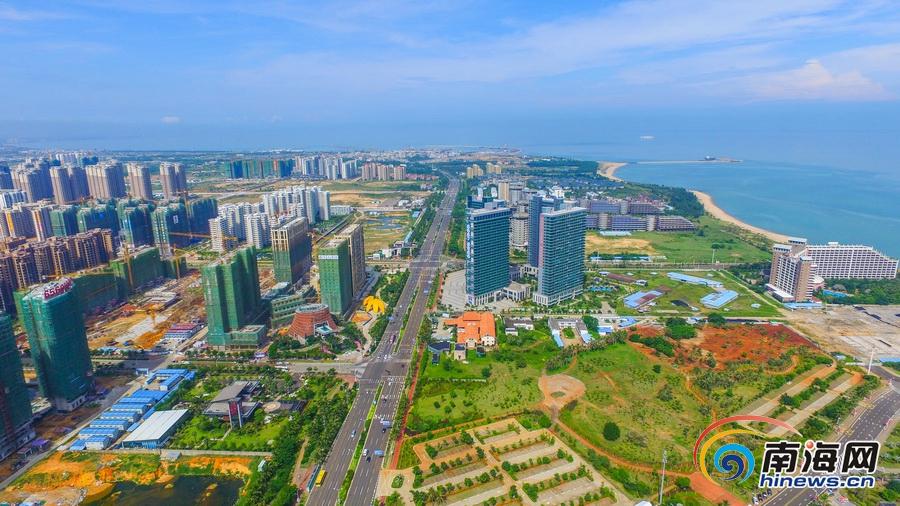 海口新核心区 西海岸新区