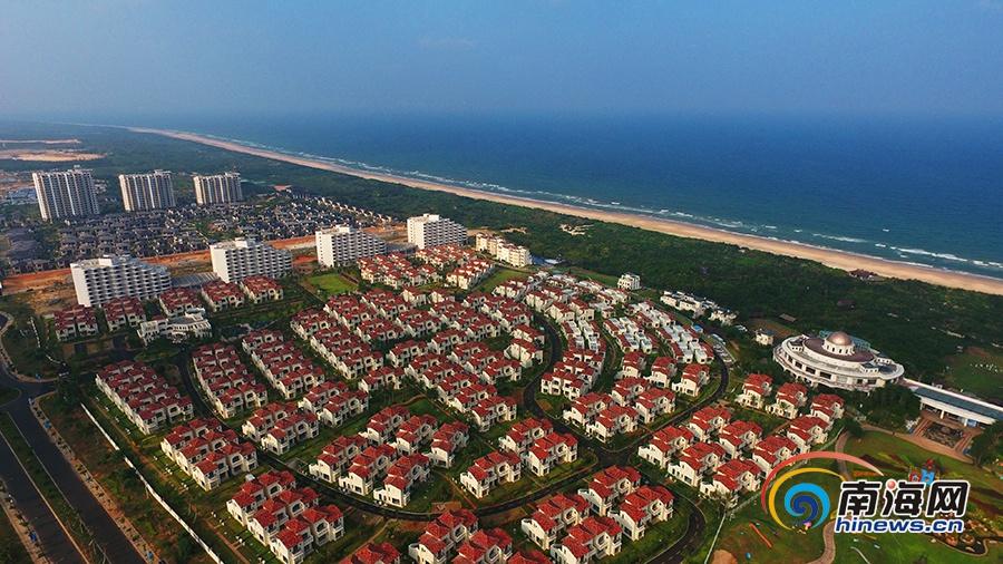 文昌月亮湾将打造集多功能为一体高端旅游度假区