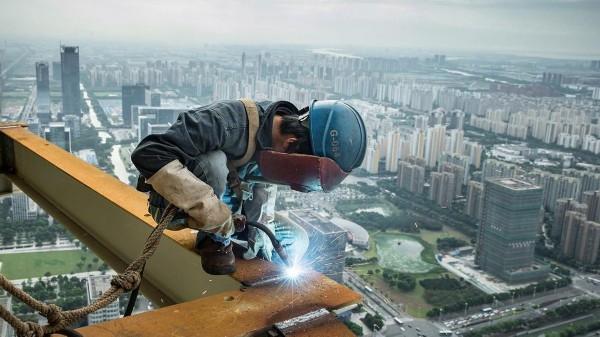 400米摩天大楼的崛地而起靠的是什么?