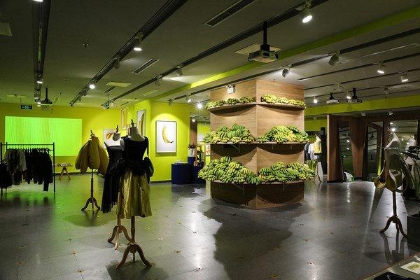 最不务正业的一家服装店――江南布衣概念店图片