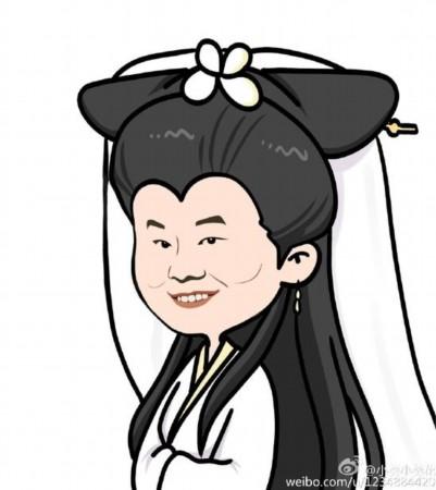 图:岳云鹏版美少女战士   9月20日凌晨,岳云鹏在微博吐槽起房间的