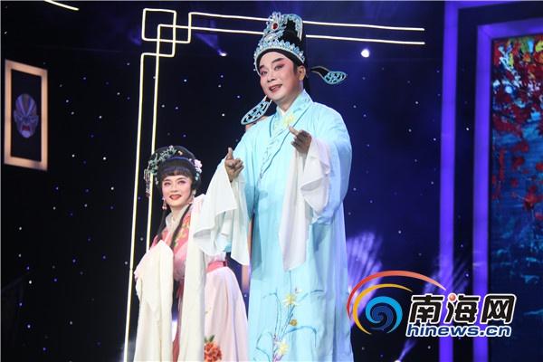 2019年海南省琼剧经典唱段演唱大赛颁奖晚会海口举行