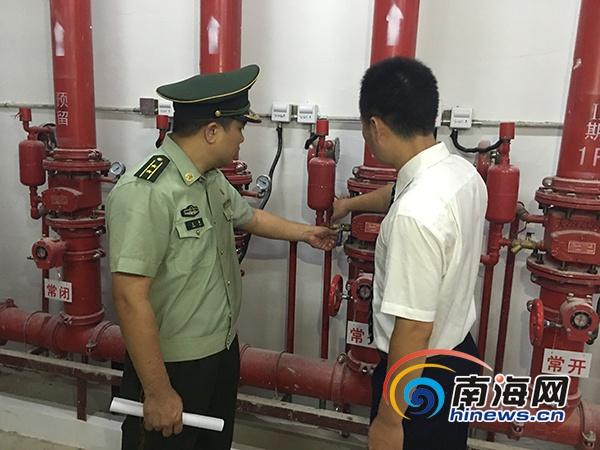 海南38家存重大火灾隐患单位被各级政府挂牌督办