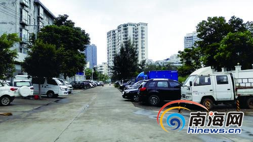 海口市滨濂村19辆轿车被砸遭窃只有两位车主报案