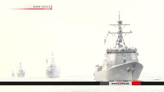 韩美联演落幕 美里根号航母首次被确认进入黄海