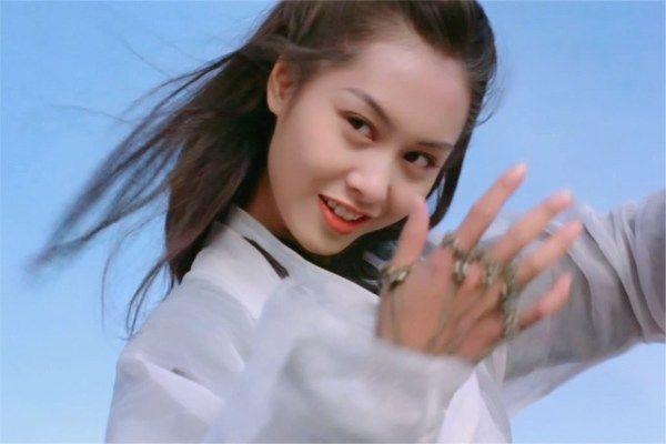 《大话西游》紫霞仙子,一代人的梦中情人!
