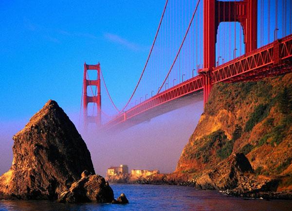 为防跳桥轻生 旧金山地标金门大桥巡警队扩容