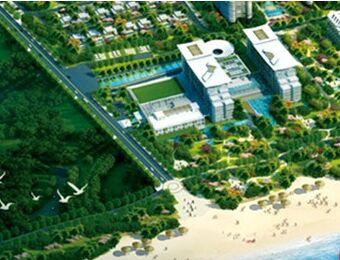 全域旅游看海南:平海逸龙湾演绎完美进海生活