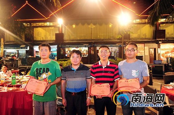 全国融媒体海南行大型采访活动圆满落幕 3名记者获金奖