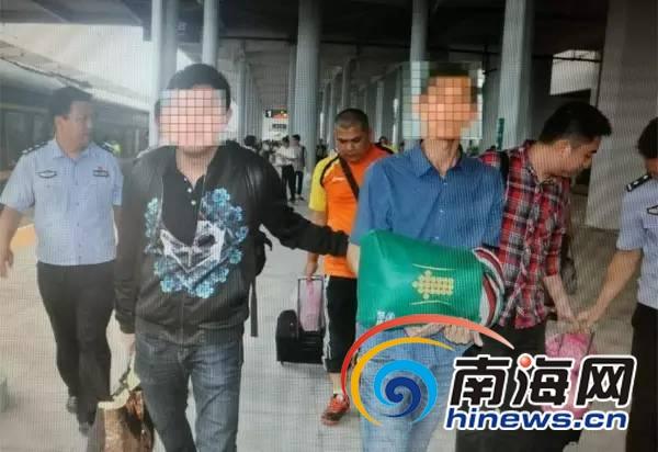 <b>男子办假身份证在海南经商骗货款潜逃14年后落网</b>