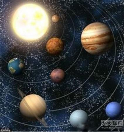 九星连珠引发超自然现象 人体漂浮之谜!