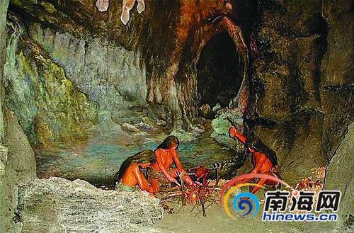 [海南周刊]史前海南人类图景