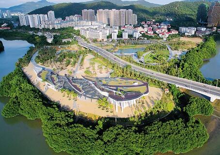 三亚叫停地产项目建公园 3年内将增20多处公园