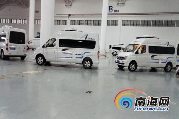 2019海南露博會雙十一啟幕 布展工作火熱進行中