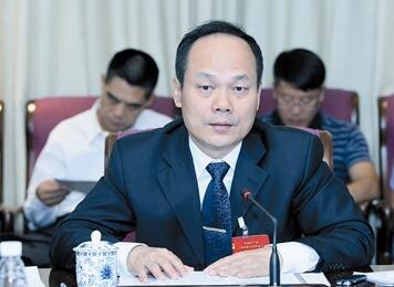 严朝君代表参加市第七次党代会分组审议