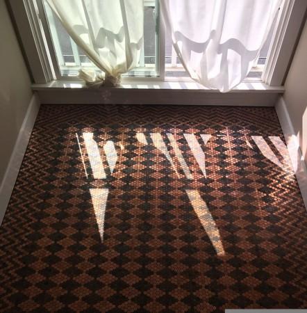 diy实木地板