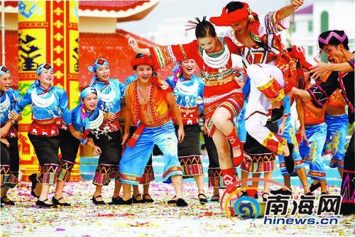 25日起八大主体活动点亮海南国际旅游岛欢乐节