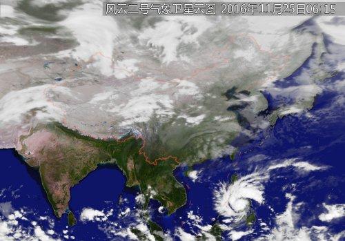 低温+雨就算了!居然还有台风要形成,今夜进入南海