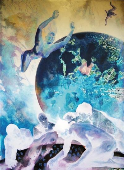 欢乐节:海南和欧洲十国油画作品展海口开展