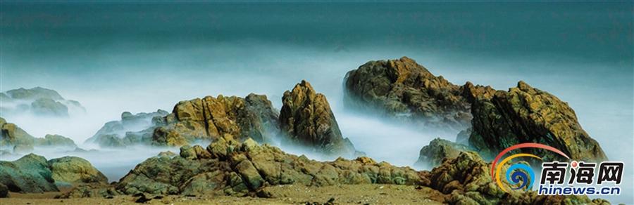 <b>海南周刊|看两岸摄影师镜头里的海南岛是有多美</b>