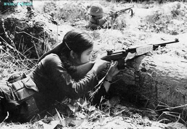 越南自卫反击战