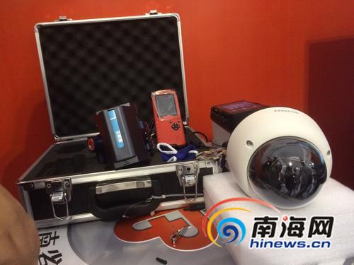 警用装备博览会展示新技术:用人脸识别系统抓坏蛋