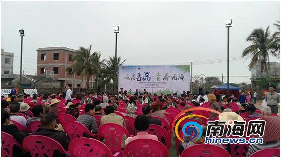 海南澄迈开展青少年禁毒主题宣传教育活动