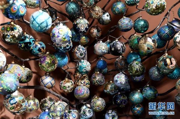 波兰传统圣诞树装饰品(高清组图)