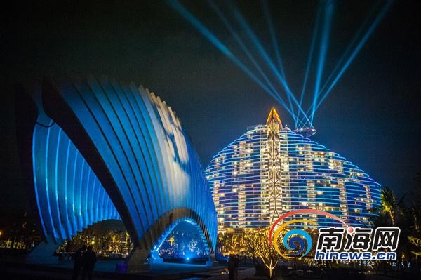 我国首家七星酒店落户三亚 世界七星标准酒店仅迪拜有1家