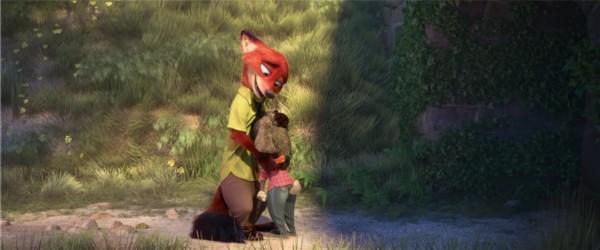 疯狂动物城狐狸杰克