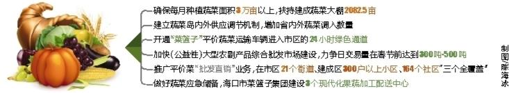 """海口推广平价菜批发直销 保""""两节""""期间蔬菜价稳量足"""