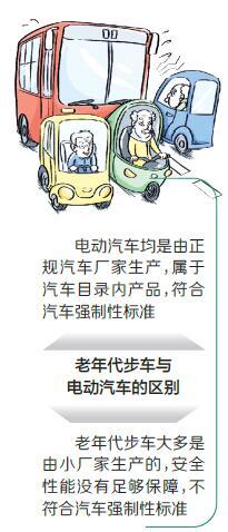 关注|无需驾照、上牌老年代步车让人欢喜让人忧