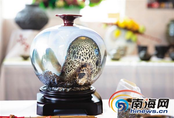 海南周刊|琼台首次举办陶艺交流活动延续两岸文化血脉